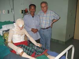 Pheng post-surgery