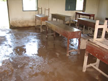 Simmano School Flooding