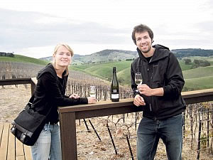 World Wine Tour 2010 NVR Article