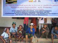 Patients in the La District
