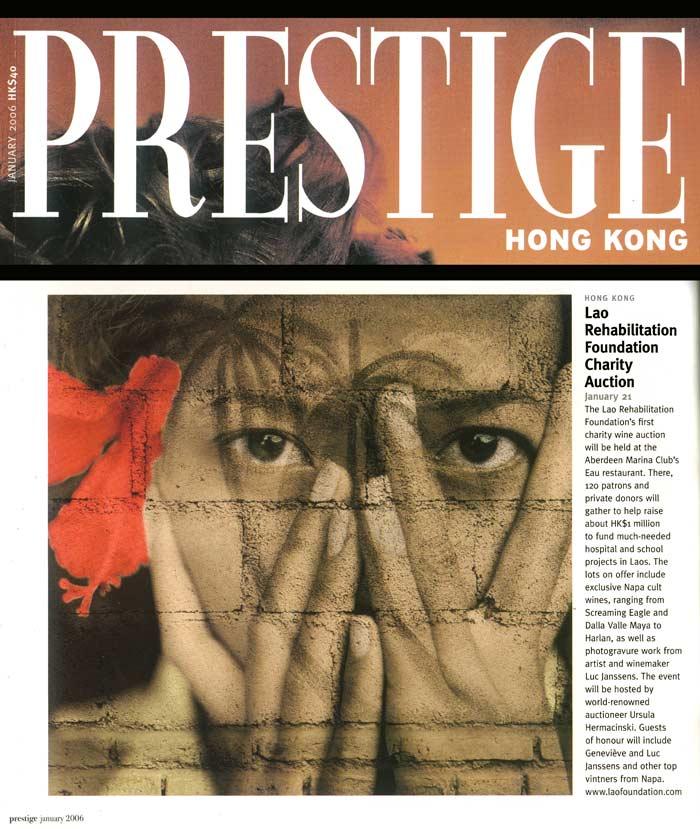 Prestige Hong Kong- January 2006