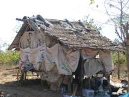 The original home of Khaehk's family