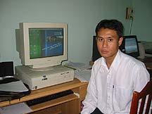 Vientiane Health Dept. Malaria Control Station