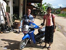 Pheng motorbike