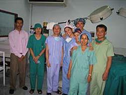 Surgical team