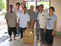 Simmano Flood Delivery of medicine