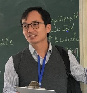 Dr Indara LRF coordinator